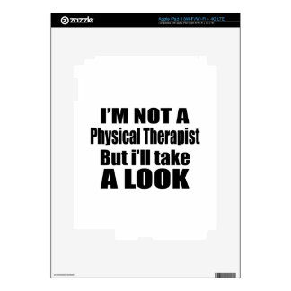 I'm not Physical Therapist but i'll take a look Decal For iPad 3