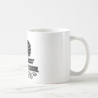 I'm Not Racist Classic White Coffee Mug