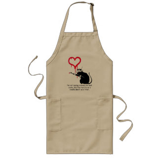 I'm not saying woman are bad cooks long apron