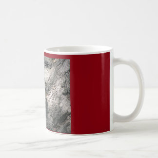 I'm not sharing! Red, wildlife squirrel mug. Coffee Mug