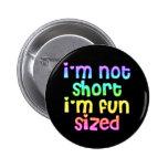 Im Not Short Button