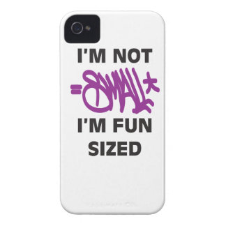 I'm Not short I am fun sized iPhone 4 Cover