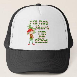 I'm not short I'm elf sized Trucker Hat