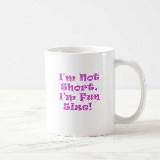 Im Not Short Im Fun Size Coffee Mug
