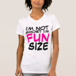 I'm Not Short I'm Fun Size Ladies Tank Top