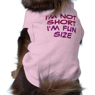 I'm Not Short I'm Fun Size Shirt