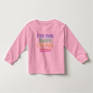 Im not short Im fun sized Toddler T-shirt