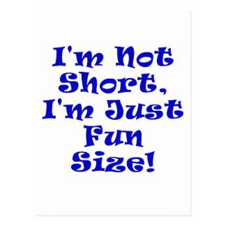 Im Not Short Im Fun Sized Gifts on Zazzle