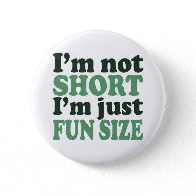 not tall fun size