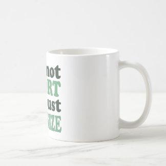 I'm not Short - Just fun Size~ Coffee Mug