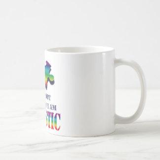 I'm not spoiled i'm autistic coffee mugs