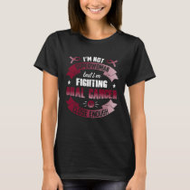 I'm Not Superwoman But I'm Fighting Oral Cancer T-Shirt
