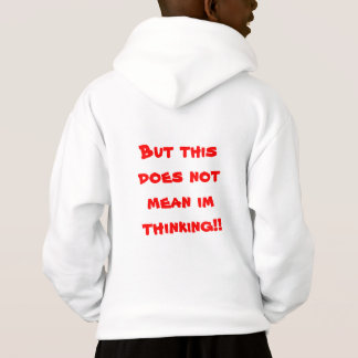 Im not thinking shirt