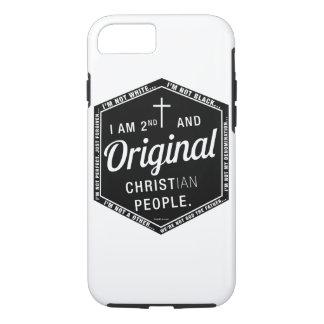 I'M NOT WHITE... I'M NOT BLACK.., Phonecase iPhone 7 Case