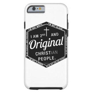 I'M NOT WHITE... I'M NOT BLACK.., Phonecase Tough iPhone 6 Case