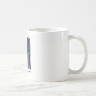 I'm not worried , Someone's watching over me Coffee Mug
