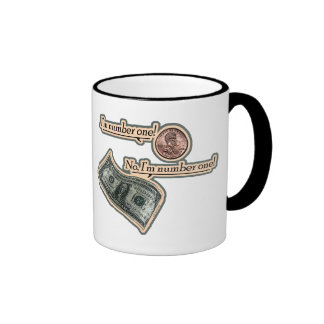 I'm Number One Mugs