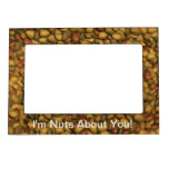 I'm Nuts About You! Magnetic Picture Frame