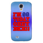 I'm - Obey Me! Funny Customize Birthday Template Galaxy S4 Cases