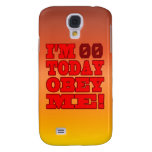 I'm - Obey Me! Funny Customize Birthday Template Galaxy S4 Case