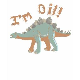 I'm Oil! shirt