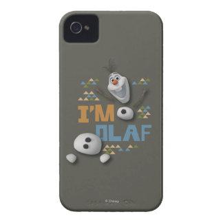 I'm Olaf Case-Mate iPhone 4 Cases