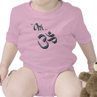 I'm Om-ish Om Symbol Aum Buddhist/Hindu Symbol Tees