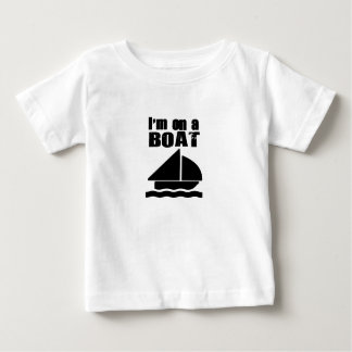 I'm on a boat Gifts Tshirts