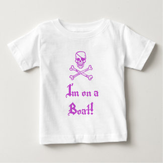 Im on a Boat Infant T-shirt