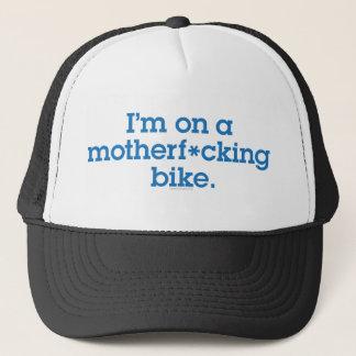I'm on a MF Bike - clean hat