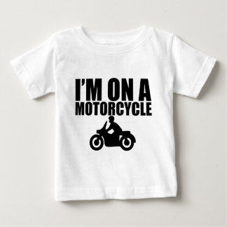 I'm On A Motorcycle Shirt