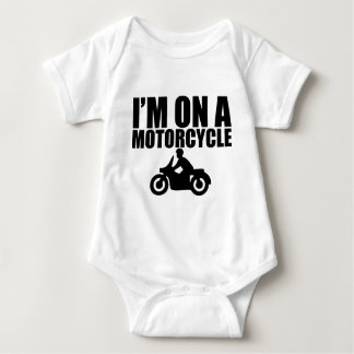 I'm On A Motorcycle Tees