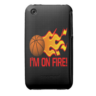Im On Fire iPhone 3 Covers