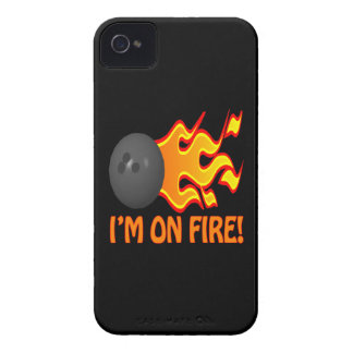 Im On Fire iPhone 4 Case