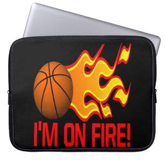 Im On Fire Laptop Sleeve