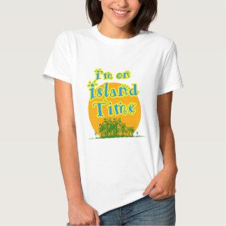 I'm on Island Time Shirt