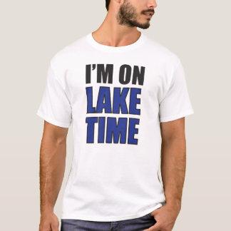I'm On Lake Time T-Shirt