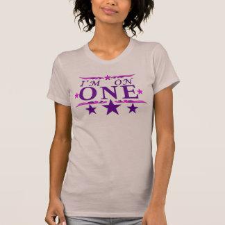 I'm on one Ladies (style 4) T-Shirt
