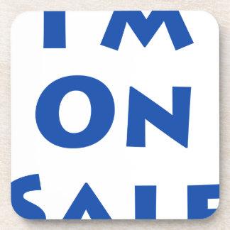 I'm On Sale! Coaster