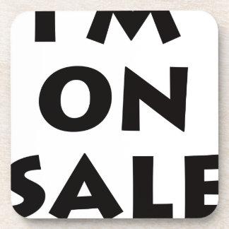I'm On Sale Drink Coaster