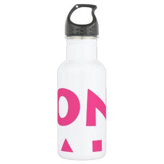 I'm on sale water bottle