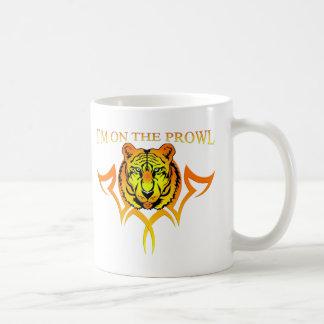 I'm on the Prowl Mugs