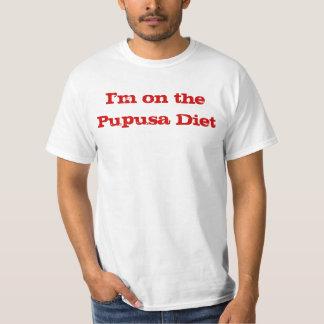 I'm on the Pupusa Diet * Value Shirt