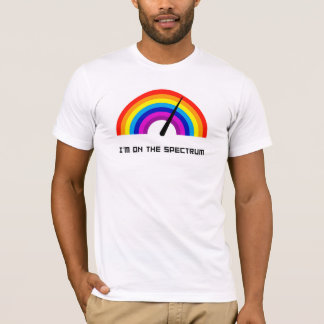 I'm on the spectrum T-Shirt