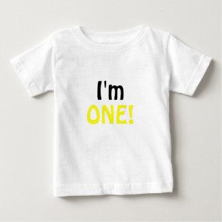 I'm One Baby T-Shirt