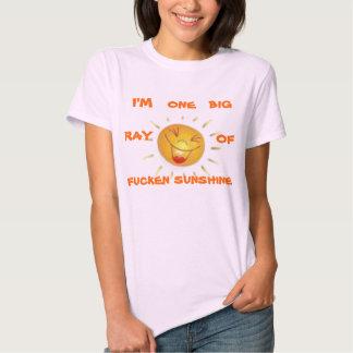 IM ONE BIG RAY OF FUCKEN SUNSHINE T-Shirt