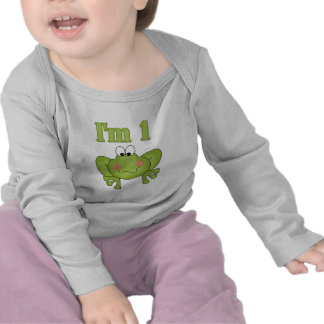 I'm One Frog Tshirts and Gifts