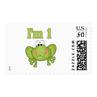 I'm One Frog Tshirts and Gifts Postage