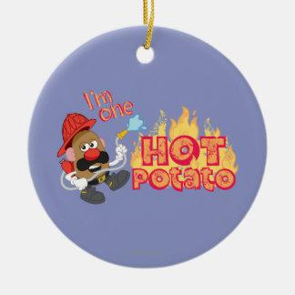 I'm One Hot Potato Ceramic Ornament