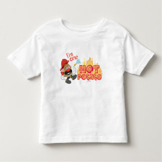 I'm One Hot Potato Toddler T-shirt